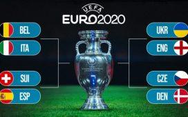 RCTI dan iNews Tidak Siarkan Big Match EURO 2020 Belgia vs Italia