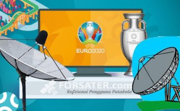 Siaran TV Alternatif EURO 2021 di Parabola di Indonesia