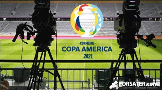 Siaran TV Siarkan Copa America 2021 di Indonesia