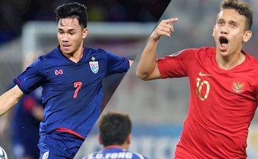 Siaran TV di Parabola Siarkan Timnas Indonesia vs Thailand