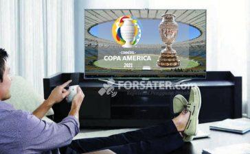 Stasiun TV Pemegang Hak Siar Copa America 2021