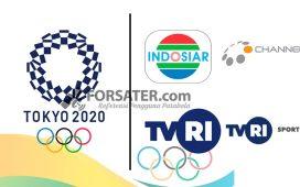 Olimpiade 2020 di TV Diacak