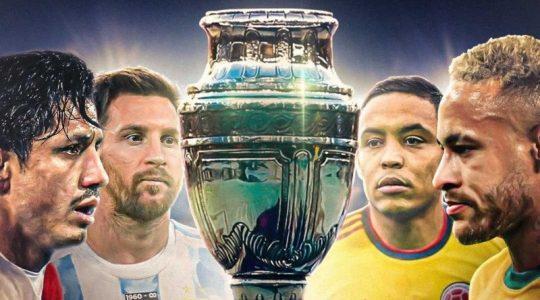 Siaran TV Siarkan Final Copa America 2021 Brazil vs Argentina di Parabola