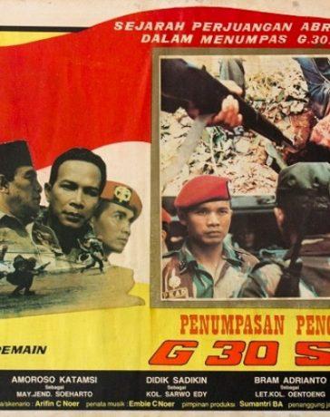 TVRI Tolak Tayangkan Film Pengkhianatan G30S PKI